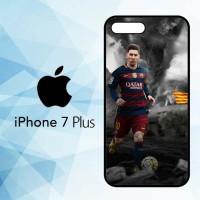 Casing Hardcase HP iPhone 7 Plus Messi 2017 X5083