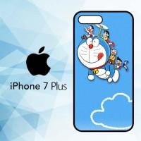 Casing Hardcase HP iPhone 7 Plus doraemon X4293