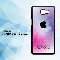 Casing HP Samsung Galaxy J7 Prime Pink Lilac White Blue X3898