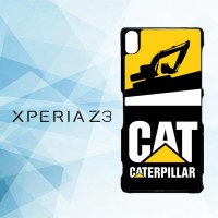Casing Hardcase HP Xperia Z3 caterpillar excavator X5861