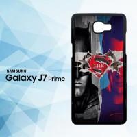 Casing HP Samsung Galaxy J7 Prime Batman V Superman X4557