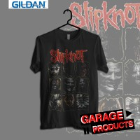 harga Slipknot - Face Kaos Band Original Gildan Tokopedia.com