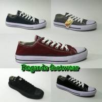 sepatu converse all star low +box