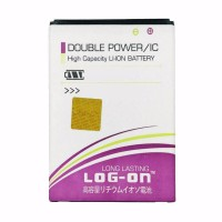 LOG ON BATERAI BATTERY LENOVO A1000 A2010 A316 P780 S580 VIBE A