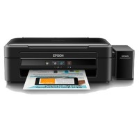 EPSON L360 Printer Inkjet Berwarna All-in-One / Multifungsi Ink Tank