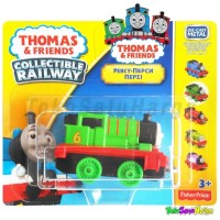 Thomas and Friends PERCY Diecast Fisher Price Collectible Railway Ori