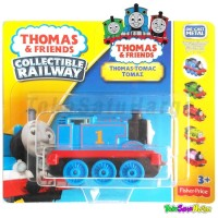 Thomas and Friends THOMAS Diecast Fisher Price Collectible Railway Ori