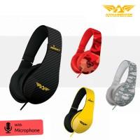 Armaggeddon Molotov 3 - Red,Yellow Gaming headset