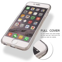 Jual Softcase Silicon Case 360 Ultra-thin For iPhone 5 6 6+ 7 7+ Terbaik  Murah