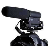 Microphone Takstar SGC-598 original for kamera DLSR/SLR