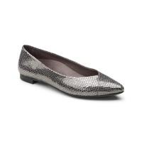 harga Vionic Caballo Gun Metal Snake Flat Shoes Wanita Tokopedia.com