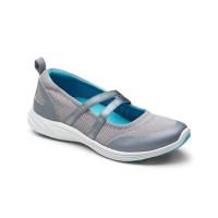 Vionic Opal Grey Sneaker Wanita - Abu-abu Muda, 41