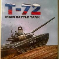 Commando Edisi Khusus T-72 Main Battle Tank - Monster Darat Rusia