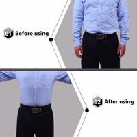 Jual Men Shirt Holder (Kemeja Pria) - Leg Suspender (acara formal, bisnis) Murah