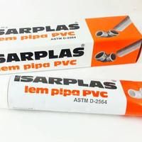 Lem Fox / Lem Pipa / Fitting PVC Merk Isarplas Tube 45gr 100% Asli