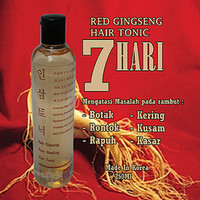 Red Ginseng Hair Tonic