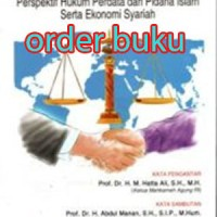 Buku Politik Hukum Perspektif Hukum Perdata dan Pidana Islam Serta Eko