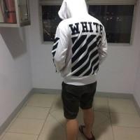 Hoodie Jumper OFF-WHITE