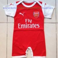 Jumper Baby Baju Bola Bayi Jersey Arsenal *HOME*