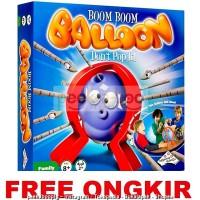 BOOM BOOM BALLOON CHALLENGE GAME PERMAINAN BOM BOM BALON