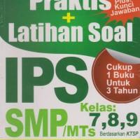 Ringkasan Praktis + Latihan Soal IPS SMP/MTs Kelas 7,8, 9