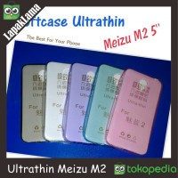 """Ultrathin Soft CasE Ultra thin softcase MEIZU M2 5 in inch """" MEIZU M2"""