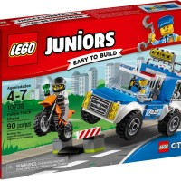 Lego Junior 10735 Police Truck Chase