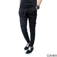 Celana Jogger Panjang Casual Pria - CLN 803