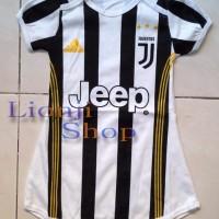 Jual Baby Dress / Baju Bola Bayi Perempuan Juventus Home Murah