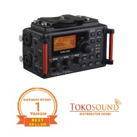 TASCAM DR 60D MK2 (LINEAR PCM RECORDER for DSLR)