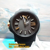 JAMTANGAN WANITA PUMA PU104311001 ULTRAZISE PLAY 4 BLACK GOLD ORIGINA