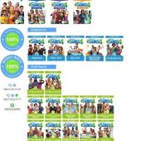 Jual [MAC OS] - Original The Sims 4 Deluxe + Add On ( EP + GP + SP ) Murah
