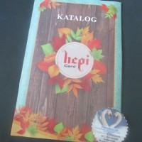 Katalog/Album Blangko Heppy card