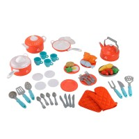 ELC Kitchen Set includes every accessory needed in your kitchen!