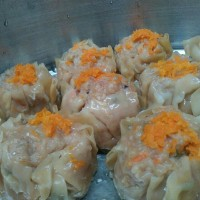 Siomay, Go Hiong, Sate Babi Manis (Non Halal)