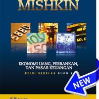 Ekonomi Uang Perbankan Dan Pasar Keuangan Edisi 11 Buku 1 - Mishkin
