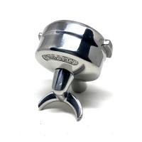 PESADO Double Spout Portafilter Head Only S/S La Marzocco E61