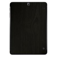 harga 9skin - Premium Skin Protector Case Samsung Tab S2 9.7 3m Black Wood Tokopedia.com