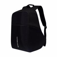 "Tas Ransel Laptop 15"" Smart Backpack Daypack Anti Maling Thieft Origin"