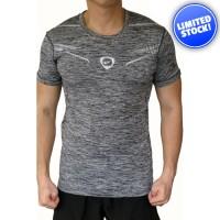 Kaos Pria Sporty Nike Misty Grey N166