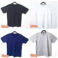 Jual Distributor Kaos Polos Softstyle 100% Cotton Combed 30s Murah