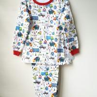 Piyama Anak / Baju Tidur Anak / Setelan Panjang Anak