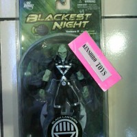 Blackest Night Series 2: black Lantern Martian Manhunter