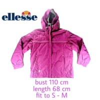 Jual 207 Ellesse jaket gunung jacket hiking outdoor raincoat windbreaker Murah