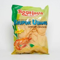krupuk udang shrimp crackers bogajaya ijo
