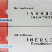 Inerson ointment/salep 15 gr