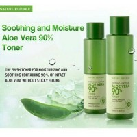 Nature Republic Soothing and Moisture Aloe Vera 90% Toner