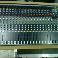 Mixer Audio SoundCraft EFX 20 / EFX20 utk karaoke,Studio Recording,dll