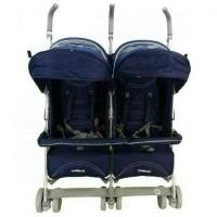 harga Stroller Baby Elle Twin Trevi S2500 Kereta Bayi Kembar Tokopedia.com