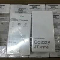 SAMSUNG GALAXY J7 PRIME G610 WHITE GOLD - RESMI